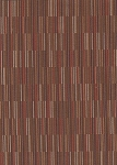 Coincide Aurora Multi Colored stripe Upholstery Fabric
