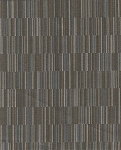 Coincide Drizzle Blue Gold Stripe Upholstery Fabric