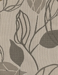 Tiffon Bramble Cream Beige Upholstery Fabric