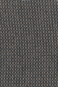 Blue Beige Check Design Upholstery Fabric