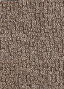 Fort Ran Oak Brown Beige Upholstery Fabric