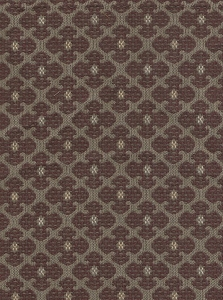 Pippi Plum Tan Beige Upholstery Fabric