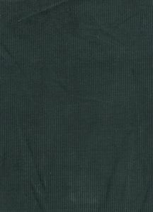 Dark Green Velvet Stripe Upholstery Fabric
