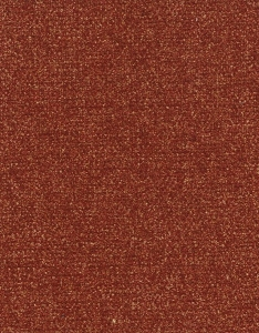 Rusted Copper Gold Chenille Upholstery Fabric