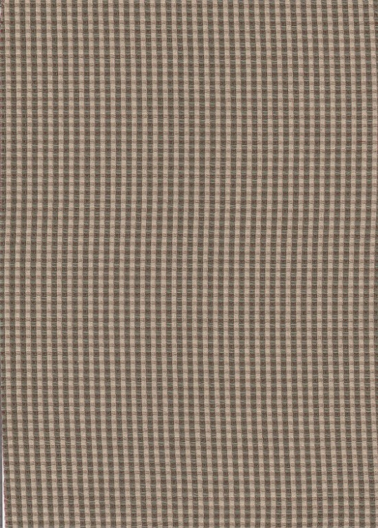 light green beige check upholstery fabric