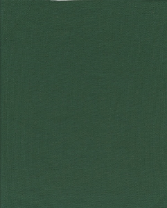 Solid Hunter Green Canvas Type Upholstery Fabric