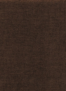 Dark Brown Chenille Upholstery Fabric