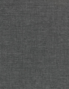 Dark Gray Chenille Upholstery Fabric