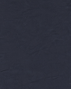 Solid Navy Blue Leaf Design Upholstery Fabric