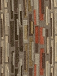 Richloom Rullio Chutne Red Brown Wheat Upholstery Fabric