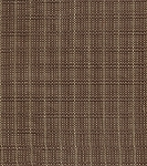 Carys Mahogany Brown Tan Check Upholstery Fabric