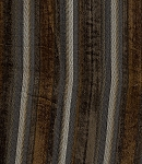 Belro Mushroom Brown Gold Stripe Upholstery Fabric