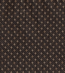 Secretary Black Gold Weaved Design Upholstery Fabric