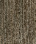 Fog Blue Light Brown Stripe Upholstery Fabric