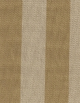 Notorious Canvas Gold White Stripe Upholstery Fabric