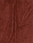 Carlisle Russet Solid Red Chenille Upholstery Fabric