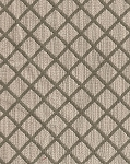 Napa Herbal White Diamond Pattern Upholstery Fabric