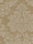 Victorian Style Gold Ivory Upholstery Fabric