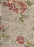 Romantic Episode Spring Floral Upholstery Fabric