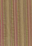 Pavlo Valentine Pink Green Gold Stripe Upholstery Fabric