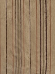 Calcutta Quartz Beige Brown Stripe Upholstery Fabric
