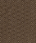 Geo Mahogany Brown Tan Upholstery Fabric