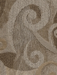 Theo Linen Gold Brown Tan Upholstery Fabric