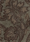 Laforge Juniper Swavelle Mill Creek Teal Brown Gold Upholstery Fabric