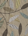 Branching Out Breeze Leaf Pattern Upholstery Fabric