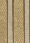 Picassco Honey Yellow Brown Tan Stripe Upholstery Fabric