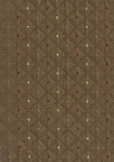 Mosselle Mahogany Green Red Gold Diamond Pattern Upholstery Fabric