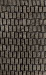 Gray Black Check Upholstery Fabric