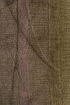 Birkita Palmetto Olive Tan Brown Stripe Upholstery Fabric