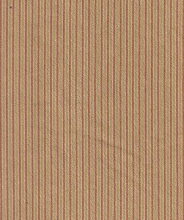Milo Lemonade Ivory Yellow Pink Stripe Upholstery Fabric