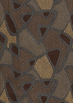 Delta Mocha Brown Beige Upholstery Fabric