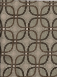 Selia Pebble Brown Gray Ivory Upholstery Fabric