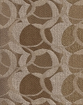 Milo Cafe Gold Ivory Beige Upholstery Fabric