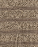 Tan Beige Stripe Upholstery Fabric