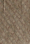 Bovary Park Antique Gray Red Chenille Upholstery Fabric