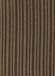 Brown Black Stripe Upholstery Fabric