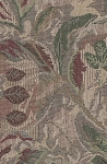 Sweetbriar Antique Green Maroon Upholstery Fabric