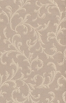 Jiffy Cloud Ivory Grey Upholstery Fabric