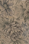 Dallas Regal Blue Beige Floral upholstery Fabric