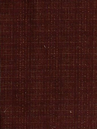 Maroon Gold Weaved Design Upholstery Fabric