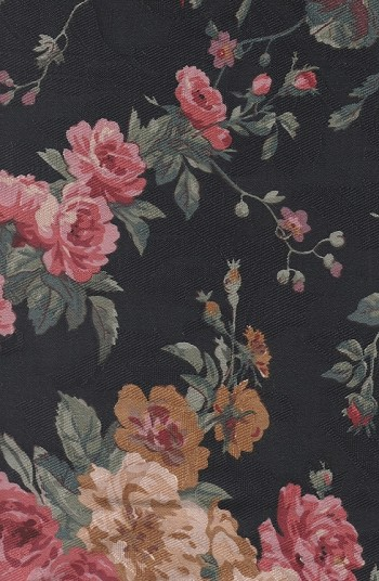 Regal Rose Waverly Floral Cotton Print