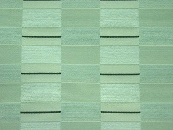 11.2 yards Weimar Candle Gold Green Gray Check Upholstery Fabric