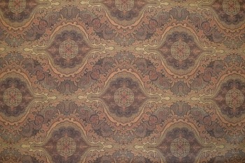 1.3 yards Helena Mocha Upholstery Fabric