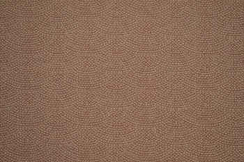 14.4 yards Swerve Red Tan Upholstery Fabric