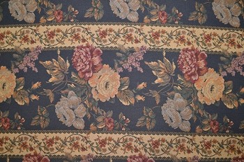 14 yards Rich Garden Various Colors Upholstery Fabric