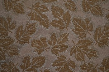 5 yards Vineyard Coffee Upholstery Fabric